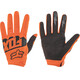 Fox Dirtpaw Race Bike Gloves orange